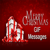 Christmas Wishes GIF Messages icon