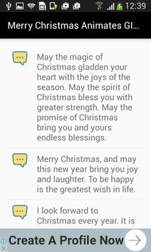 Christmas Wishes GIF Messages screenshot 3