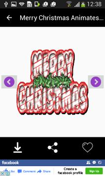 Christmas Wishes GIF Messages screenshot 12