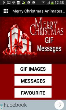 Christmas Wishes GIF Messages screenshot 5
