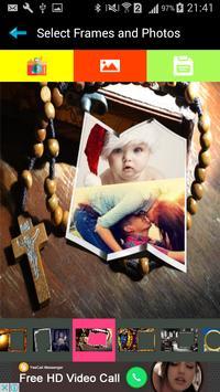 Christian Photo Collage Frames screenshot 1