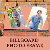 Billboard Photo Collage Frames icon