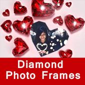 Latest Diamond Photo Frames To Create Shiny Photos icon