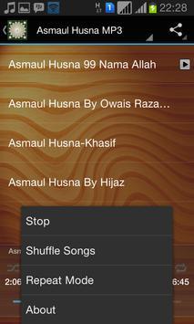 99 Asmaul Husna MP3 screenshot 3