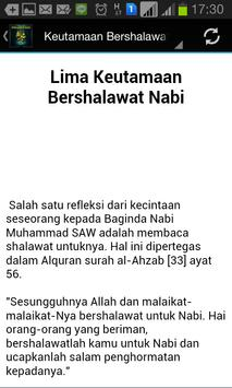 Sholawat Nabi Mp3 screenshot 4
