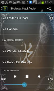 Sholawat Nabi Mp3 screenshot 1