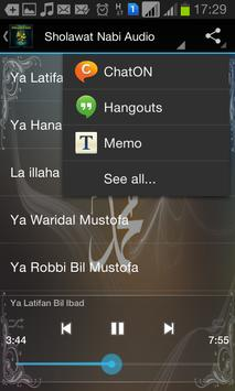 Sholawat Nabi Mp3 screenshot 2