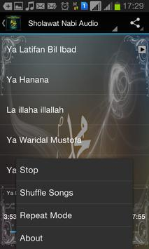 Sholawat Nabi Mp3 screenshot 3
