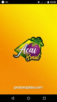 Açaí Brasil - João Pessoa/PB poster