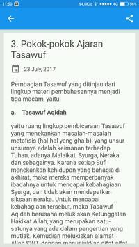 Kitab Ilmu Tassawuf screenshot 3