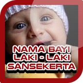 Nama Bayi Laki Laki Sansekerta icon