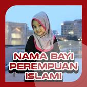 Nama Bayi Perempuan Islami icon