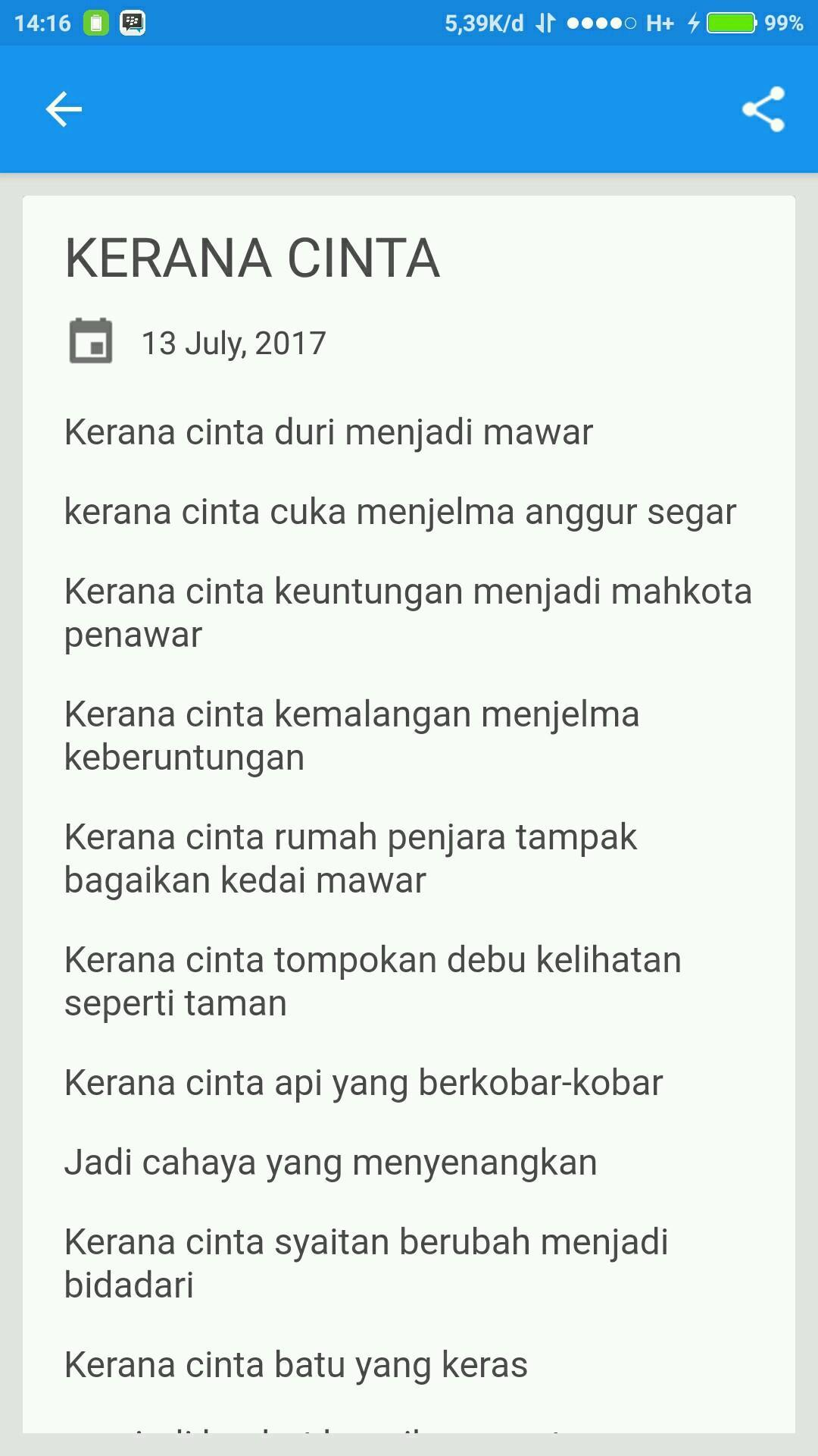 Puisi Jalaludin Rumi Bahasa Cinta For Android Apk Download