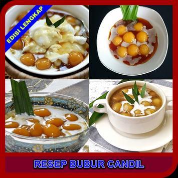 Resep Bubur Candil Lezat poster