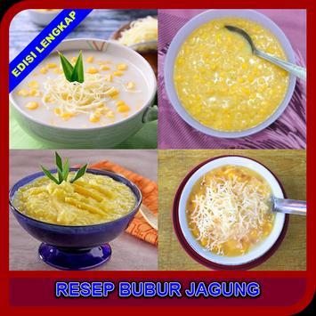Resep Bubur Jagung screenshot 1