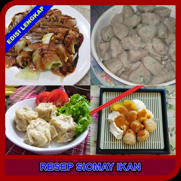 Resep Siomay Ikan screenshot 1