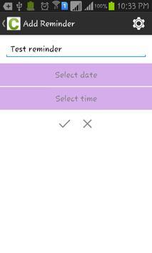 MyChecklist screenshot 5