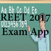 REET 2018 Exam App icon