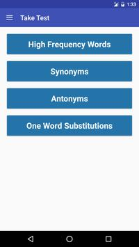 Vocabulary for SAT - Flashcards, Tests, Words apk screenshot