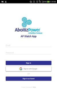 AP Watch App poster