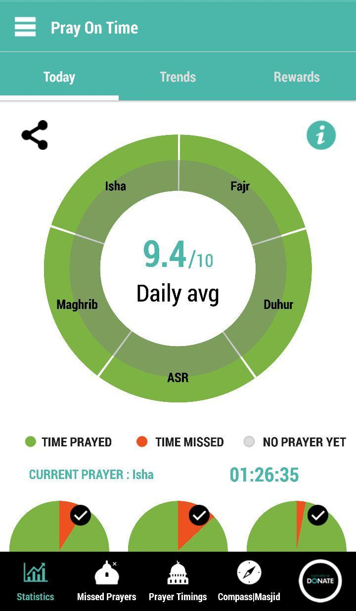 My Islam: Pray On Time for Android - APK Download