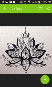Mandala Pattern Design apk screenshot