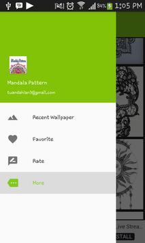 Mandala Pattern Design poster
