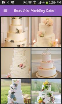 Beautiful wedding cake screenshot 1