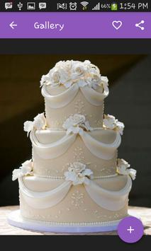 Beautiful wedding cake screenshot 2
