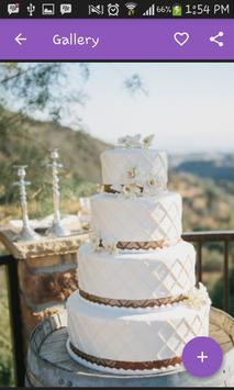 Beautiful wedding cake screenshot 3