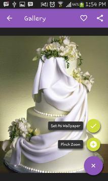 Beautiful wedding cake screenshot 4