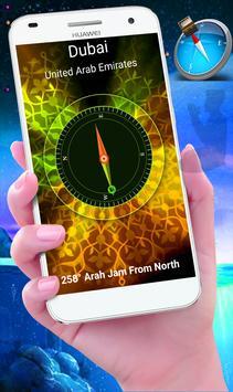Prayer Timings And Qibla Compass 2018 apk screenshot