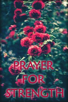 Prayer for Strength poster