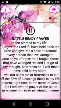 Prayer for Strength screenshot 13