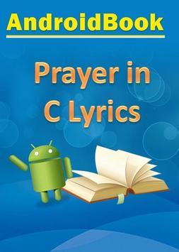 Prayer in C Lyrics poster
