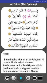 Prayer Surahs screenshot 14