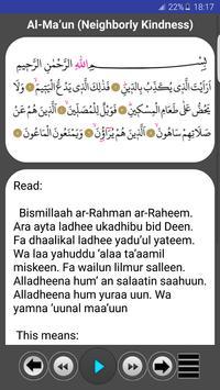 Prayer Surahs screenshot 16
