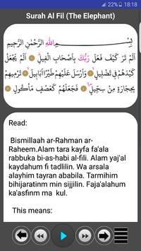 Prayer Surahs screenshot 17