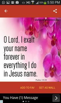 Prayers of Blessing poster