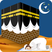 Muslim Prayer Times - Qibla Compass, Azan, Quran icon