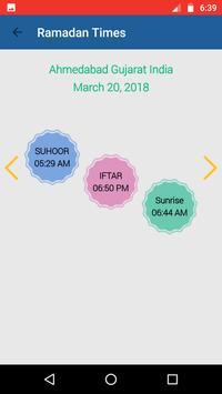 Muslim Prayer Times - Qibla Compass, Azan, Quran screenshot 1