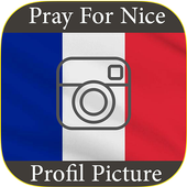 Pray For Nice icon