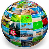 Photo Gallery 3D icon