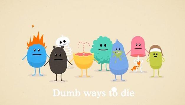 Guide Dumb Ways To Die poster