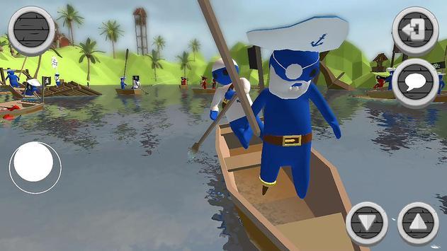 Super Raft Battle Simulator poster