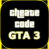 Cheat Codes for GTA 3 icon