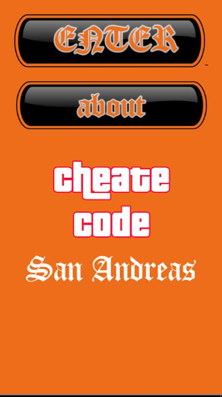 Cheat Code For Gta Sanandreas For Android Apk Download