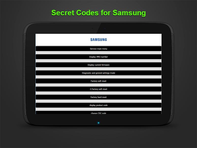 Secret Codes for Android for Android - APK Download