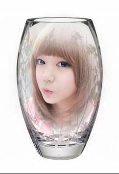 Glass Vase Photo Frame screenshot 2
