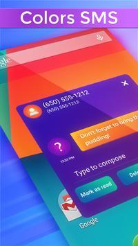 Colors SMS screenshot 3